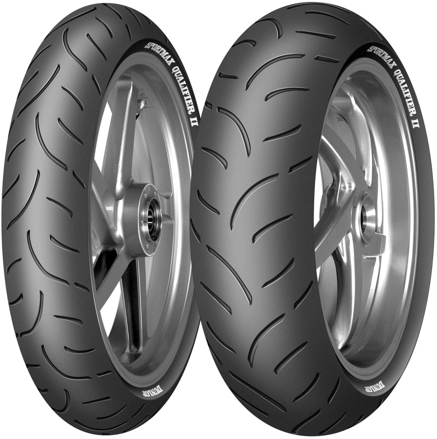 Dunlop Qualifier II 200/50 ZR17 75W
